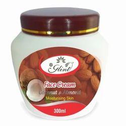 Coconut & Almond Glint Face Cream