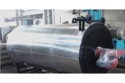 Vertical Thermic Fluid Heating System