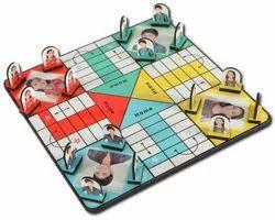 HB-LUDO Sublimatable Hard Board Ludo