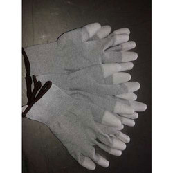 Carbon Knitted ESD Gloves