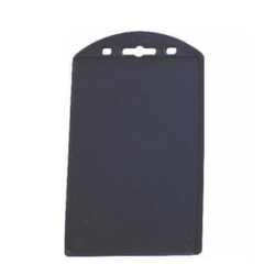 Vertical Single Side Pasting Heavy Card Holder