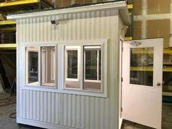 FRP Portable Guard Cabins