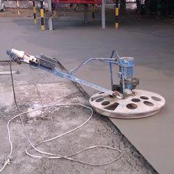 Concrete Power Trowel Cum Floater