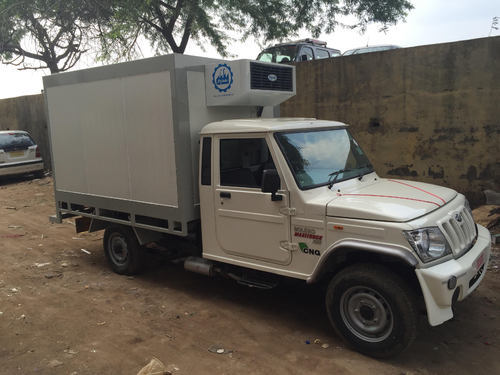 c8cfaf7c75 Refrigerated Trucks - Refrigerated Van Manufacturer from Delhi