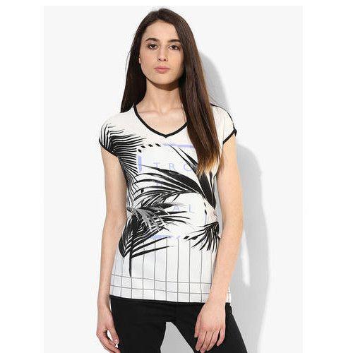 Women's V Neck T Shirt