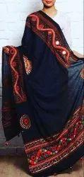 Cotton Gujarati Gamthi Dupatta
