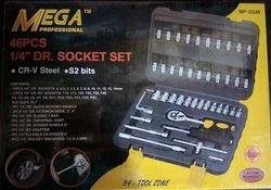 Mega 1246 1/4 - SOCKET SET
