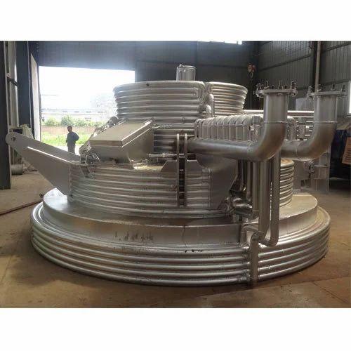 Ladle Refining Furnace Hot Metal Ladle For Steel Plant
