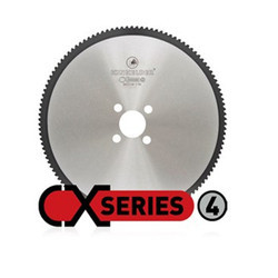 PVD Coated CX 4 Saw Blade
