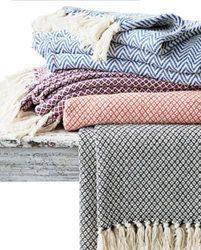 Custom Woven Throw Blankets