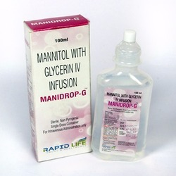 Mannitol with Glycerin Infusion