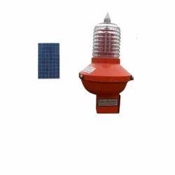 LED Solar Aviation Light
