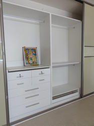 MODERN BEDROOM WARDROBE - Loft Glass Sliding Door Service ...