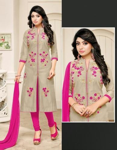 2c8ac9a830f5 Designer Suits - Designer Embroidery Suit Manufacturer from Surat