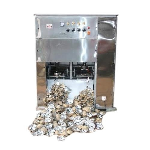 Paper Plate Making Machine - Fully Automatic Double Die Paper Plate Making Machine Manufacturer from Delhi  sc 1 st  Small And Medium Business Industry & Paper Plate Making Machine - Fully Automatic Double Die Paper Plate ...