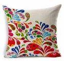 Cotton Printed Cushion