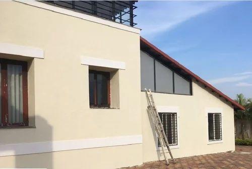 Exterior Wall Coating Service