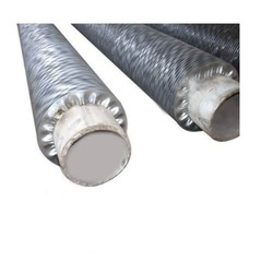 Helical Tension Wound Fin Tubes
