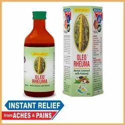 200 ml Looloo Oleo Rheuma Joint Pain Relief Oil