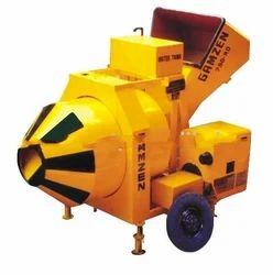 Reversible Drum Diesel Concrete Mixer
