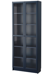 Glass Door Cupboards