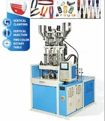 Two Color Rotary Injection Molding Machine
