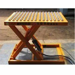 Roller Ball Platform Scissor Lift