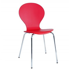 Apple Fix Type Chair ( Chrome Plated )