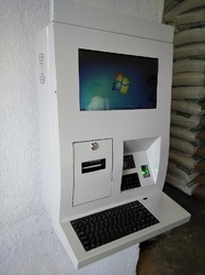 Access Control Kiosk