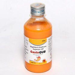 Megaldrate 400mg Simethicone 20mg Suspension. (Sugar Free Mint Flavour)
