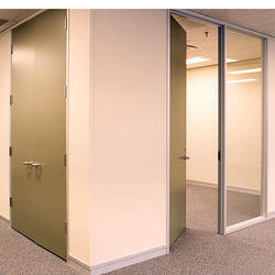 Gypsum Board Partition System