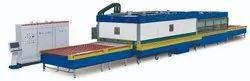 FLAT GLASS TEMPERING LINE