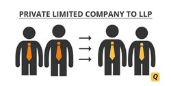 Conversion of Private Ltd Company to LLP
