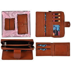 Gents Wallet Card Holder Box
