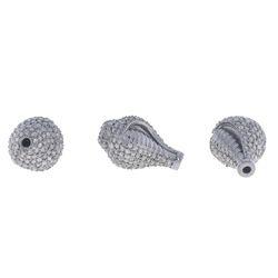 Diamond Designer Bead Findings