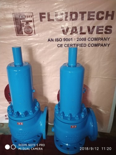 Cast Steel Big Size Safety Relief Valve