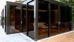 Architectural Glass Glazing Service