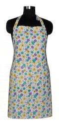 Flower Design Apron