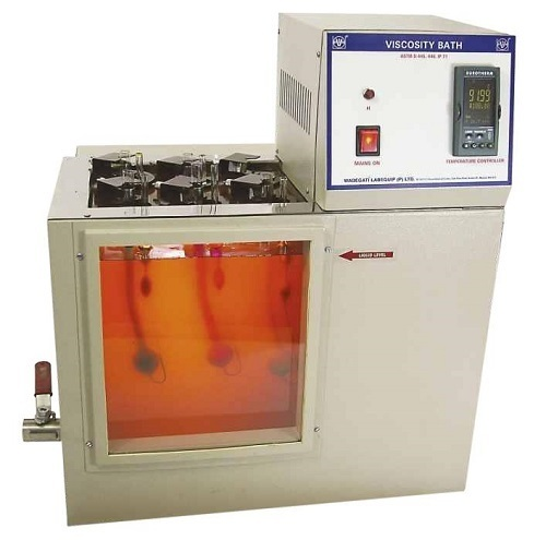 Petrolium And Oil Testing Equipment Viscosity Bath