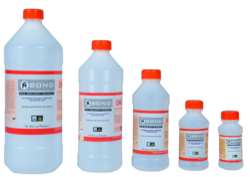 PVC  Adhesive Plastic Bottle
