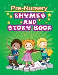 Pre Nursery Class Books English Pre Nursery Rhymes And Story Book