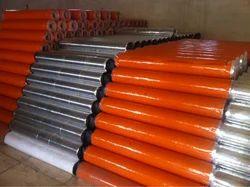 Bitumen Membrane On Top Layer Aluminum