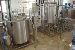 Milk Product Plant