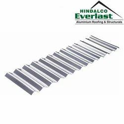 Everlast Aluminium Circular Corrugated Profile Roofing Sheet