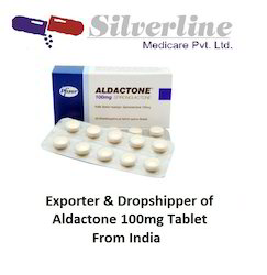 Aldactone 100mg Tablet
