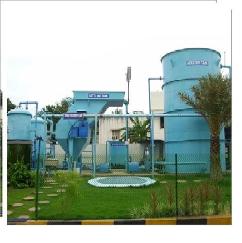 Hotels Sewage Treatment Plant