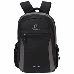 Murano Vault School Backpack With 2 Compartment College Backpack