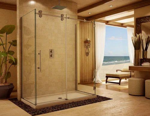 Glass Shower Cubicles - Fancy Glass Shower Cubicles Manufacturer ...
