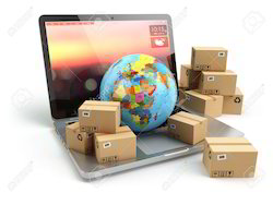 Airborne International Shipping and Package Delivery Service
