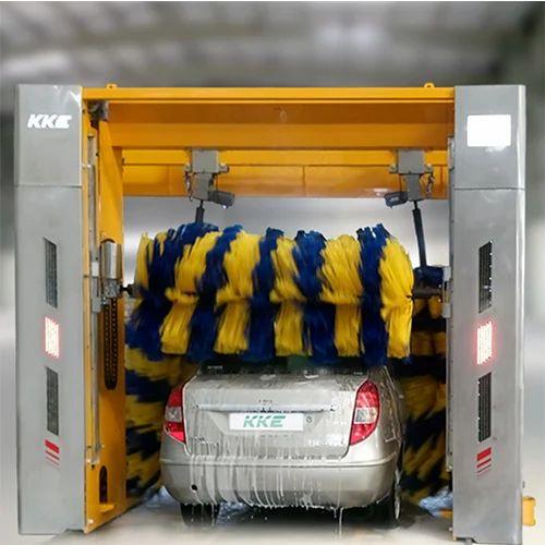 KKE X2 Automatic Car Wash System